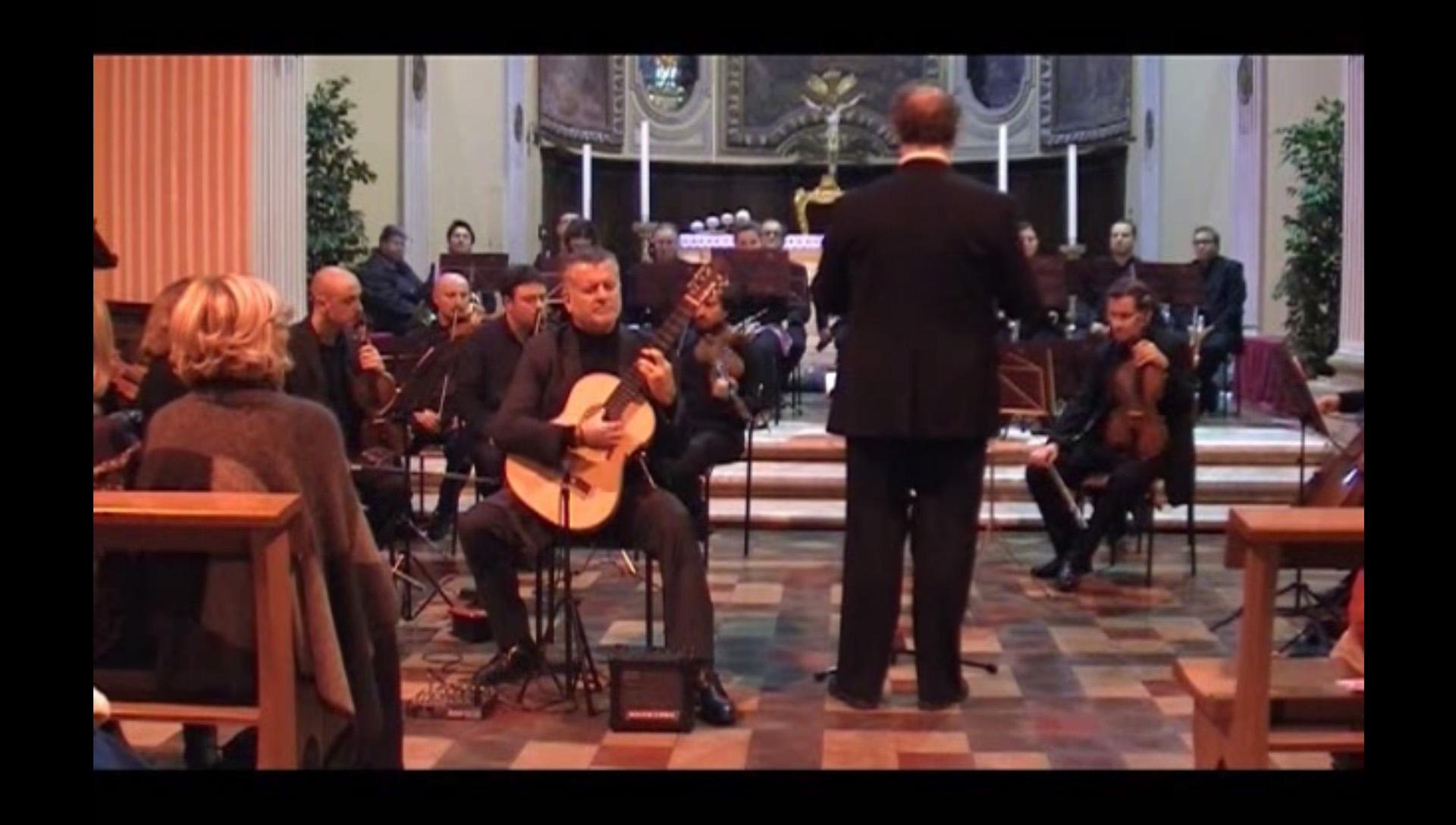 Rodrigo: Concierto de Aranjuez - II Movement