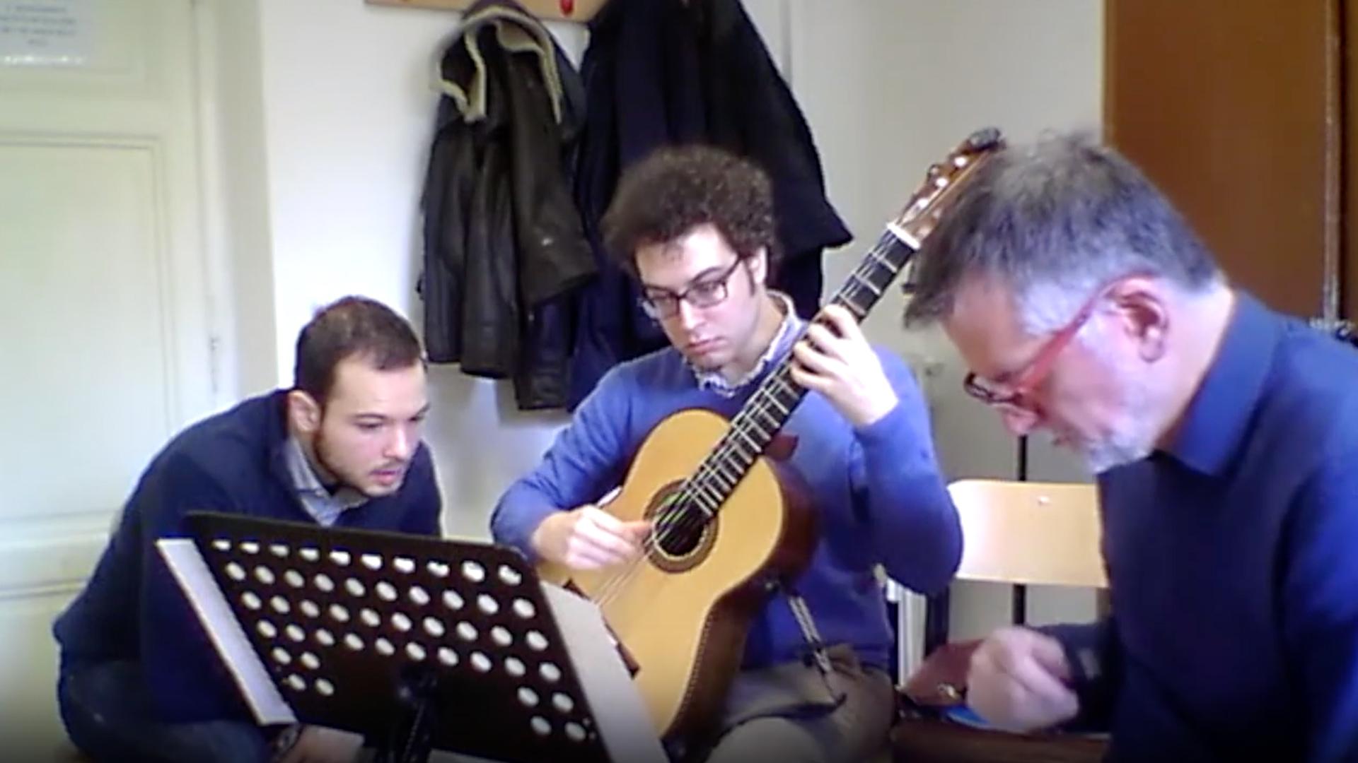 Master in Interpretazione della Musica Contemporanea