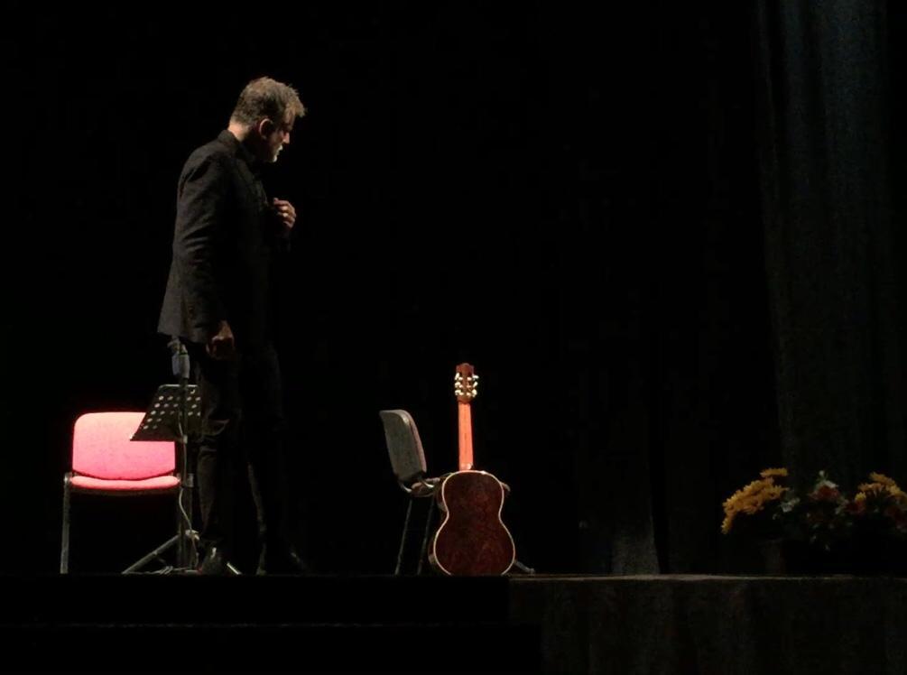 Arturo Tallini in concerto