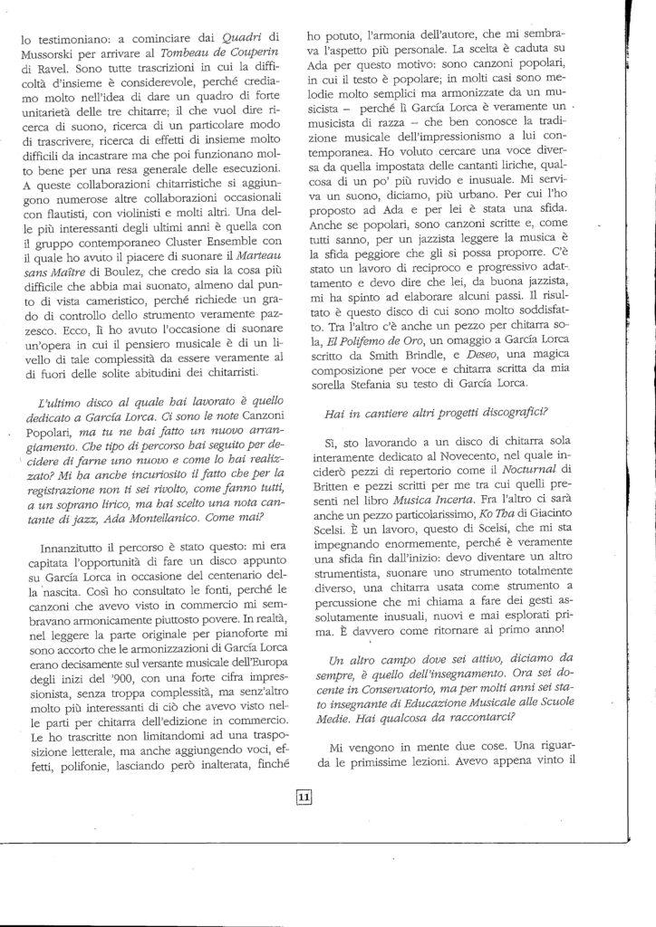 Intervista ad Arturo Tallini 5