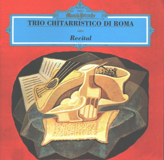 Trio Chitarristico di Roma - Recital