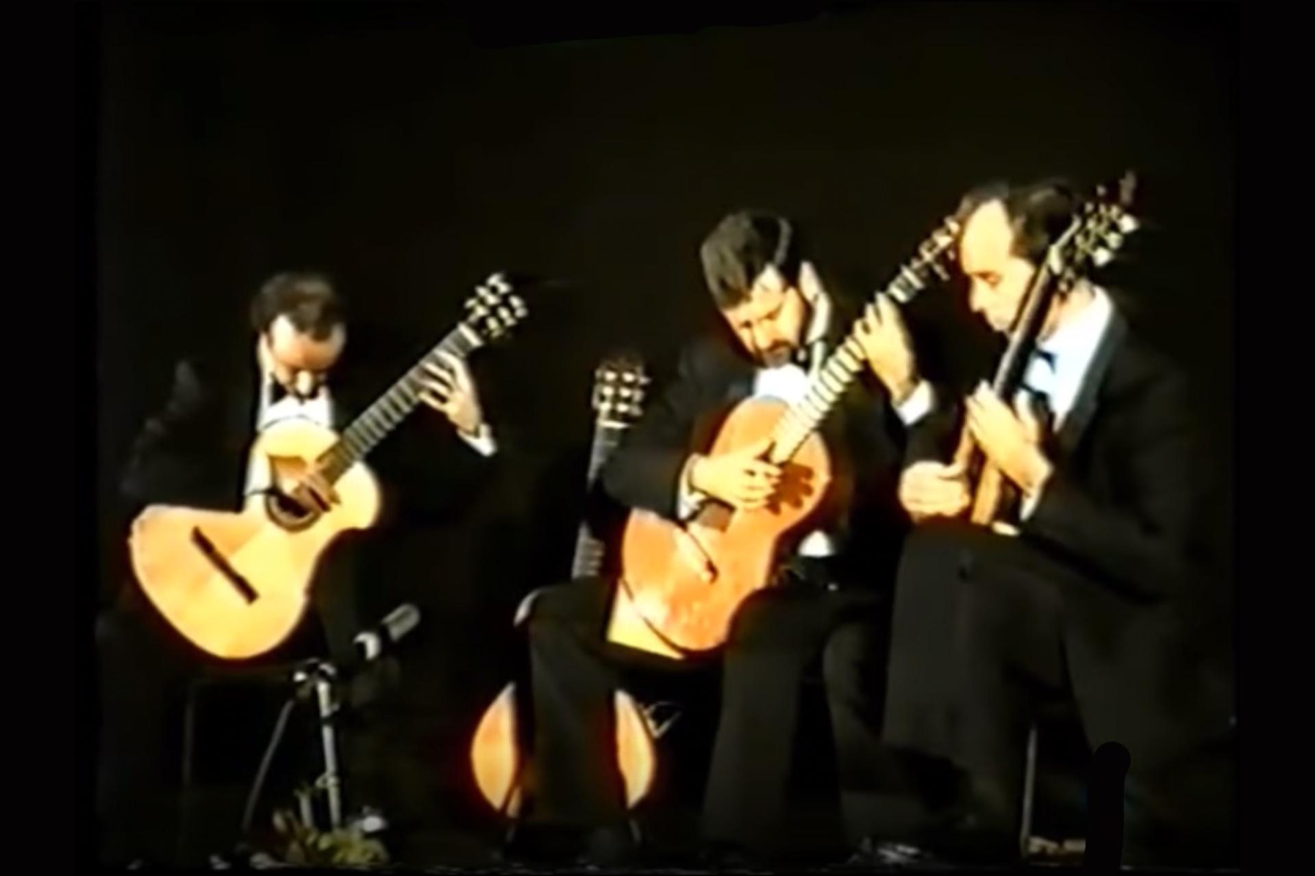 Trio concentus - Alborada